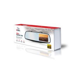 """Camera auto DVR Xblitz Mirror, Full HD, 4.3"""", 140 grade, negru"""