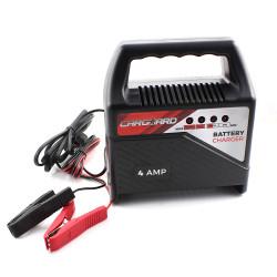 CARGUARD - Redresor auto 12V, 4A (încărcător baterie auto)