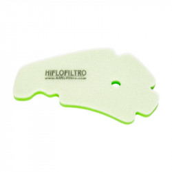 Filtru de aer HIFLO pentru motociclete, HFA5201DS - PIAGGIO/APRILIA/GILERA/MALAGUTI/DERBI
