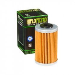 Filtru ulei HIFLO pentru motociclete, HF655