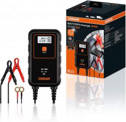 Redresor auto Osram BATTERYcharge 906 , 6A , 6V/12V , compatibil sistem Start/Stop