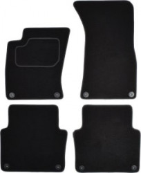 Set covorase auto din mocheta Mammooth pentru AUDI A8 10.02-07.10 4 buc