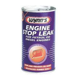 Solutie pentru oprirea scurgerilor de ulei, 325 ml, Wynns