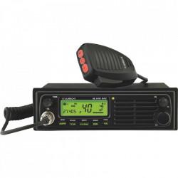 Statie radio CB Albrecht AE 6491 NRC cu filtru de zgomot, VOX, CTCSS, 12/24V
