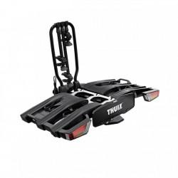 Suport biciclete Thule EasyFold XT 3 Negru cu prindere pe carligul de remorcare - pentru 3 biciclete