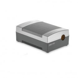 Transformator DOMETIC EPS 817 de la 220V la 12V pentru alimentarea la retea a cutiilor termoelectrice.