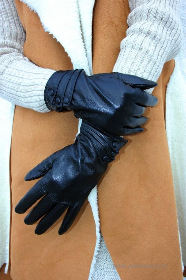 Mânuși Piele Naturală / Textile