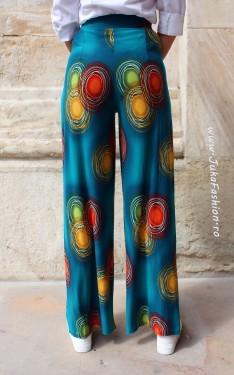 "Pantaloni Dama ""Luna"" by JukaFashion.ro cod B035"