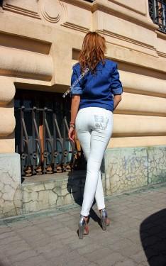 "Jeans Dama ""Atittude"" by JukaFashion.ro cod X696"