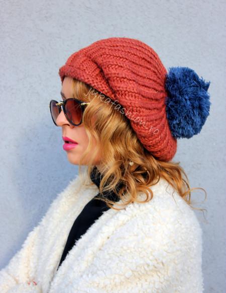 basca dama bereta frantuzeasca