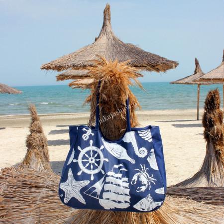 geanta plaja dama casual
