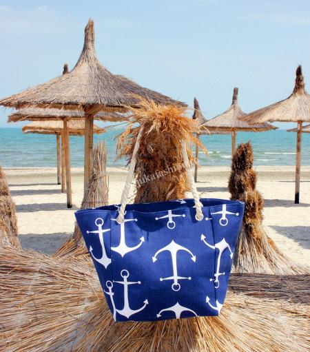 geanta mare plaja dama