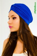 "Turban Dama ""Juka"" Turcoaz by JukaFashion.ro cod 0097"
