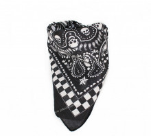 "Bandana Unisex ""ChessSkulls"" by jukafashion"