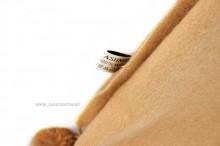 "*Sal Dama PREMIUM ""Borlas"" Cream by jukafashion.ro cod PRM16"