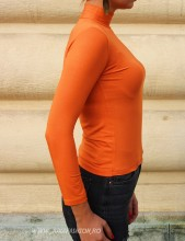 "OFERTA PROMO : Maleta Dama ""Juka"" Orange by JukaFashion.ro cod  M85"