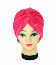 "Turban Femei ""Juka"" Pink by JukaFashion.ro (2018)"
