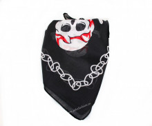 "Bandana Unisex ""Chains"" by jukafashion"