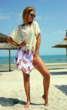 rochie plaja tip pareo dama
