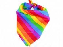 """Bandana Unisex """"Rainbow"""" by jukafahion.ro"""