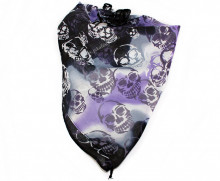 "Bandana Unisex ""Skulls 2"" by jukafashion"