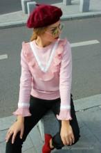 bluza office pulover dama