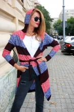 "*Cardigan ""Fluffy Love""  by JukaFashion.ro cod F02"