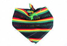 "Bandana Unisex ""OneLove"" by jukafashion"