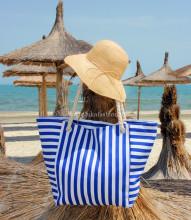 "Geanta Plaja ""Breeze"" - 5 Culori / Acelasi Model"
