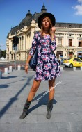 "Rochie  ""Muse"" by JukaFashion.ro cod B112"