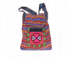"*Rucsac Traditional ""Sarmi"" Pink"