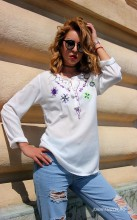 "Bluza Dama ""Breeze"" by JukaFashion.ro cod S1"