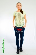 "OFERTA PROMO : Pantaloni Sport Dama ""London"" by Jukafashion.ro cod 0083"