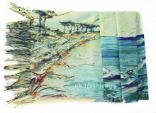 """*Sal Casmir PREMIUM """"Matisse"""" Sea"""