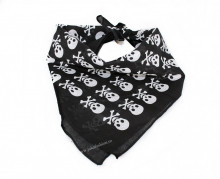 "Bandana Unisex ""Skulls"" by jukafashion"