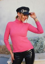 "Maleta Dama ""Gola"" Pink by JukaFashion.ro (2019)"