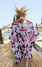 rochie plaja de vara pareo