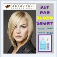 Kit par scurt - pt par blond