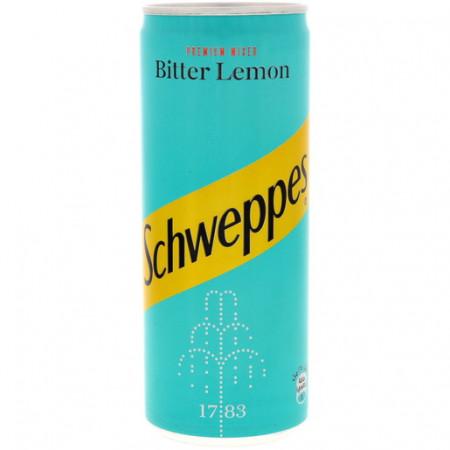 Schweppes bitter lemon 250ml