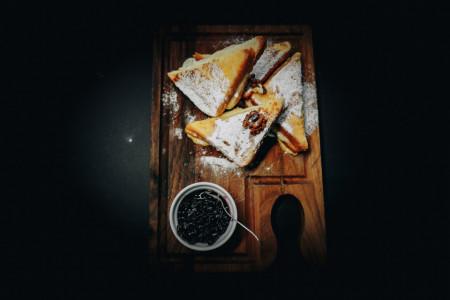 Slatki francuski tost
