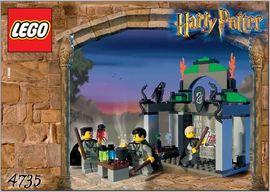 Set 4735 - Harry Potter: Slytherin- Nieuw