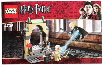 Set 4736-G - Harry Potter: Freeing Dobby D/H/C 97-100%- gebruikt