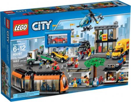 set 60097 - Town: City Square- NIEUW