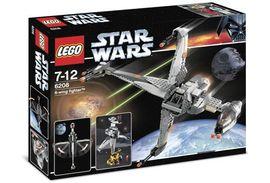 Set 6208 - Star Wars: B-wing fighter doos minder mooi- Nieuw