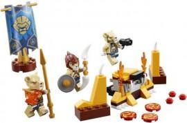 Set 70229 - Legends of Chima: Ice Bear Tribe Pack zonder doos- gebruikt