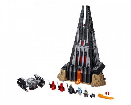 Set 75251-GB Darth Vader's Castle gebruikt deels gebouwd *B036