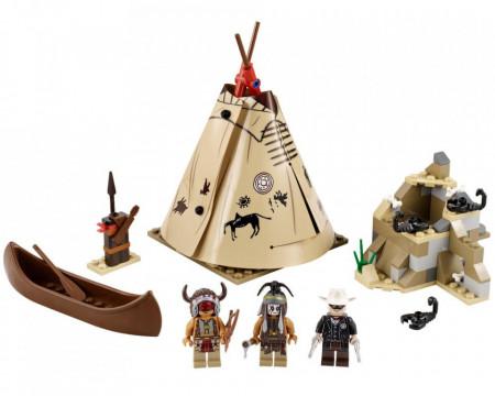 Set 79107 Comanche Camp NIEUW