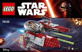 INS75135 75135 BOUWBESCHRIJVING- SW: Resistance Trooper Battle Pack NIEUW *