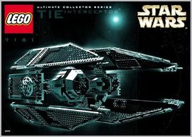 Set 7181 - Star Wars: TIE interceptor UCS- Nieuw