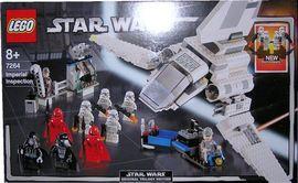 Set 7264 - Star Wars: Imperial Inspection- Nieuw